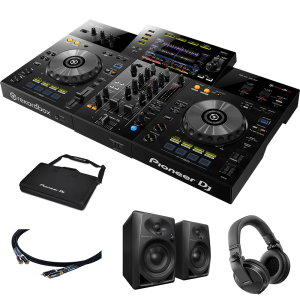 Pioneer XDJ-RR package 2 with FREE DJC-RR Bag & DAS-RCA020R cables