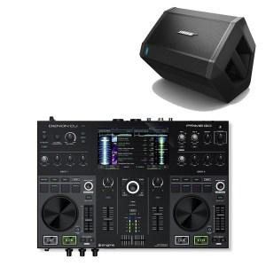 Denon DJ Prime Go Bose S1 Package