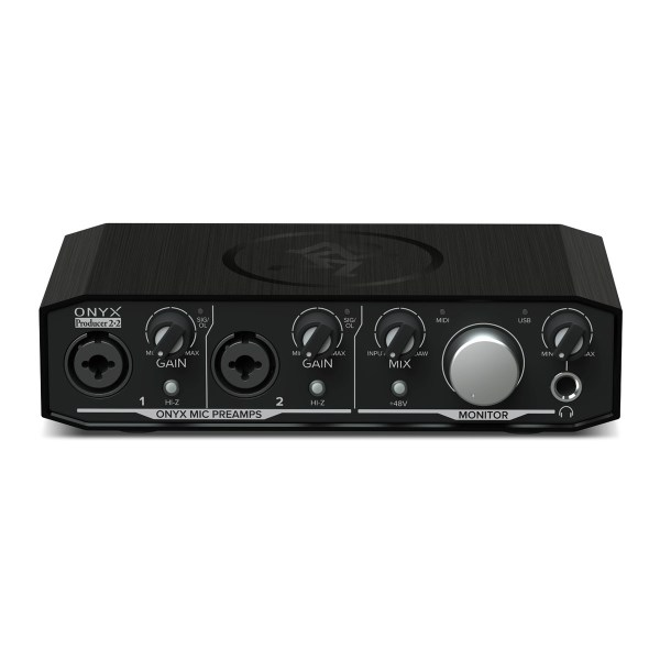 Mackie Onyx Producer 2.2 USB Audio Interface