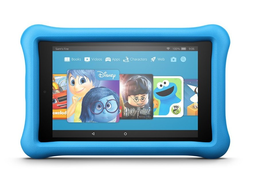 Tech For Kids - Fire HD 8 Kid's Edition Tablet Review