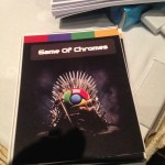 The Game of Chromes card game