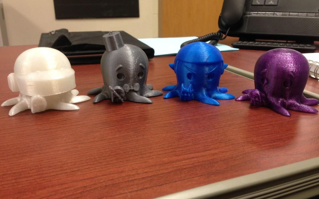3D Printing Fun