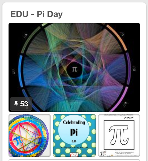Pi Day Resources