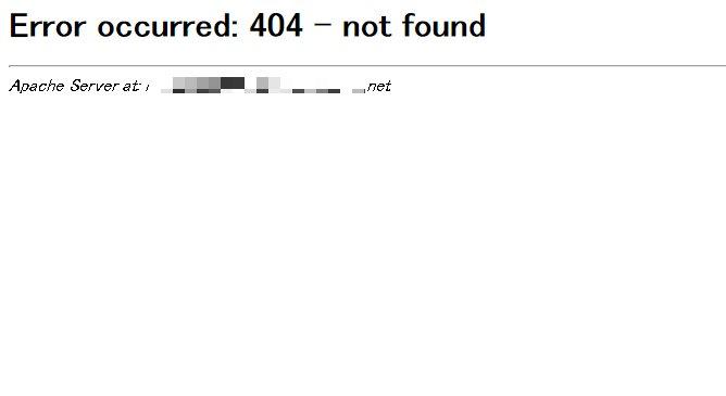 「WordPress を専用ディレクトリに配置する」に書かれた通りに設定してもNot Foundが出て上手くいかない