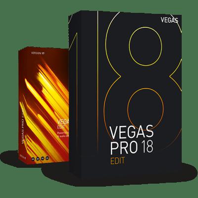Sony Vegas Pro 18