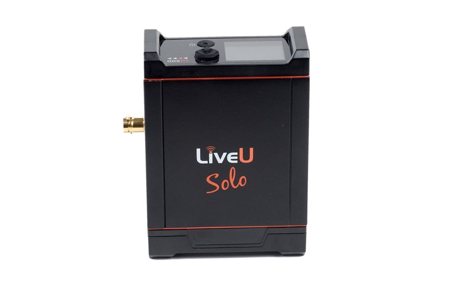 Stream in Real Time With the LiveU Solo