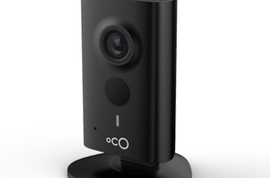 Oco HD Wi-Fi Home Security Cam Boasts Motion Detection, Two-Way Talk