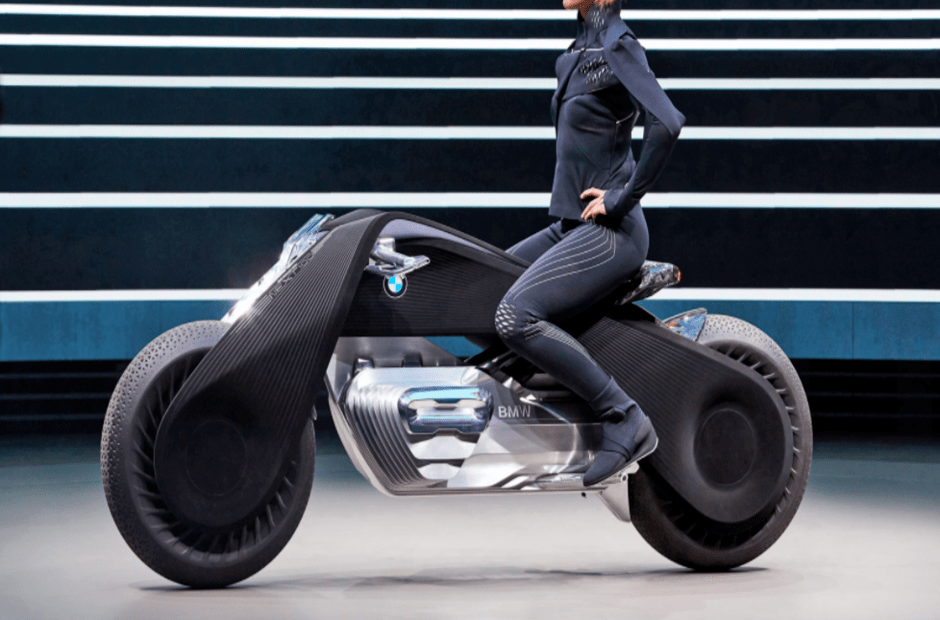 BMW's Motorcycle of the Future