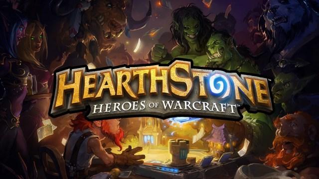 smartfon do Hearthstone