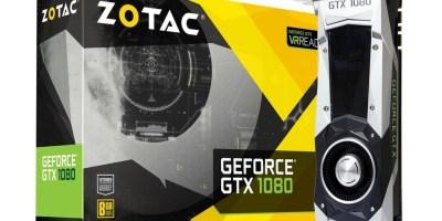 Zotac GeForce GTX 1080