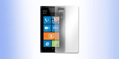 Nokia Lumia 800 folia