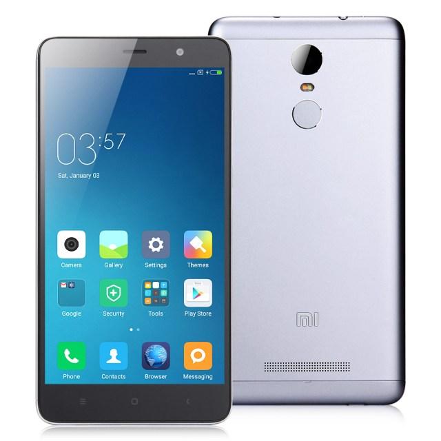 Xiaomi Redmi Note 3 specyfikacja