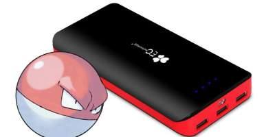 powerbank do Pokemon GO