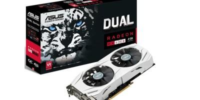 ASUS Radeon RX 480 Dual 4GB