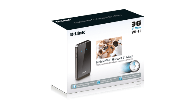 D-Link DWR-720