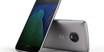 Motorola Moto G5 specyfikacja