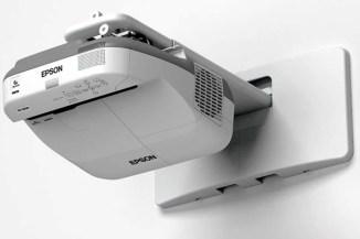 Epson EB-595Wi, il proiettore interattivo con supporto Finger Touch