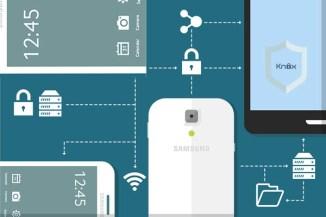 CA Technologies integra Samsung KNOX per la protezione mobile