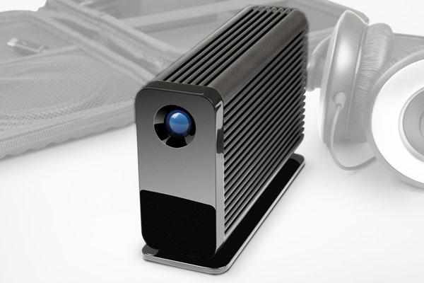 LaCie Little Big Disk Thunderbolt 2, storage compatto ad alte prestazioni