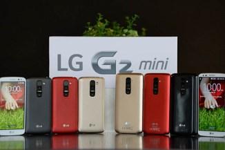"""LG G2 Mini, smartphone compatto con display da 4,7"""""""