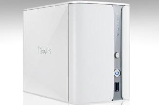 Thecus N2560, il NAS Soho facile da installare