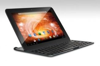 GOCLEVER Orion 102, il tablet con tastiera wireless incorporata