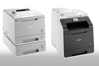 Otto nuove stampanti e multifunzione per le PMI da Brother