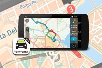 TomTom GO Mobile, navigazione semplificata per device Android