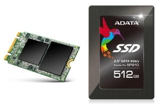 """Adata Premier Pro, unità Solid State da 2,5"""" e mSATA"""