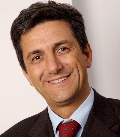 Stefano Venturi, Amministratore Delegato del gruppo Hewlett-Packard in Italia e Corporate Vice President Hewlett-Packard