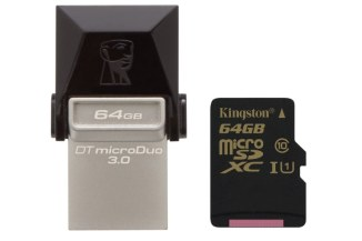 Kingston, storage mobile per device Android