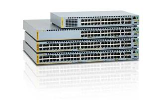 Allied Telesis x310, switch stackable per reti IP