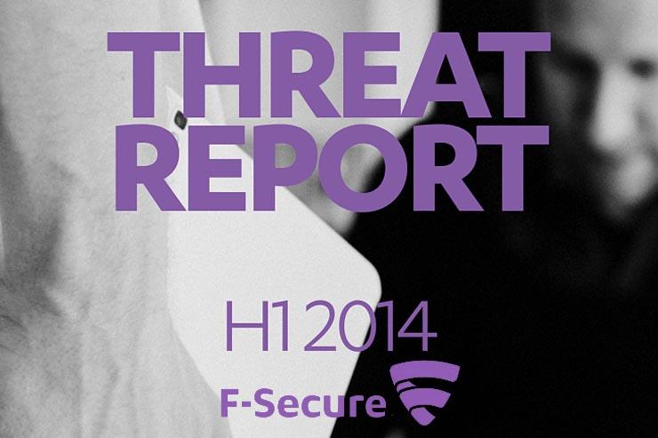 F-Secure Threat Report, ransomware in crescita, anche su Android