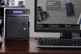 WD Sentinel DX4200, NAS compatto con Windows Storage Server