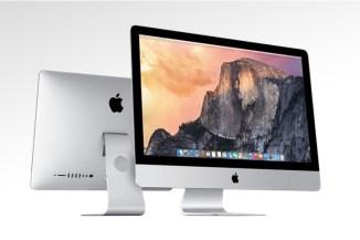 """Apple iMac 27"""", grafica ad alta definizione con i display Retina 5K"""