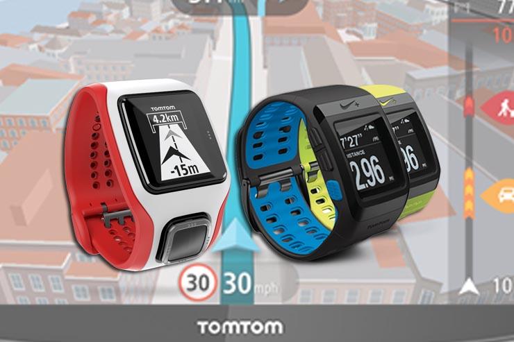 TomTom, la navigazione online turn-by-turn per IoT e i wearable device
