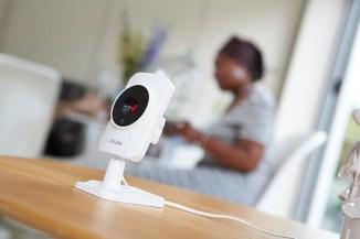 mydlink Home, monitoraggio, videosorveglianza e controllo remoto