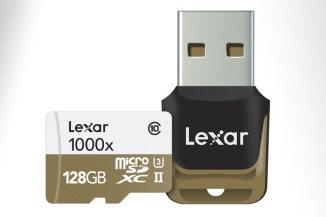 Lexar al CES 2015, nuove microSD e flash JumpDrive