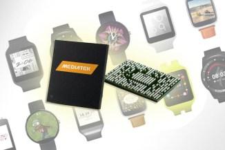 MediaTek MT2601, CPU SoC per Google Android Wear