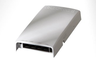 Ruckus ZoneFlex H500, access point discreto per gli alberghi