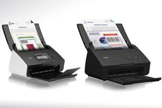 Brother, due nuovi scanner documentali per le PMI