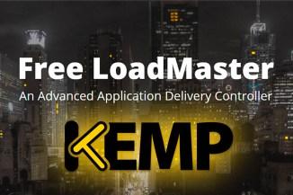 KEMP Technologies LoadMaster, il bilanciatore di carico gratis per DevOps