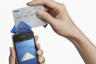 PayPal Here, pagamenti contactless semplificati