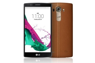 LG G4, finiture in pelle e display Quad HD