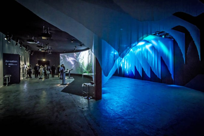 Asus Zensation, mobilità sofisticata alla Milan Design Week