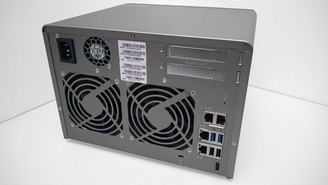 QNAP TVS-671, architettura Intel Core e performance elevate