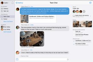 Le nuove chat room di Quip