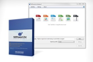 NXPowerLite for Desktop, ottimizza i file e velocizza il business