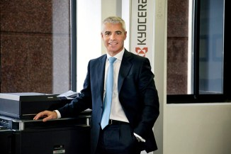 Oscar Sanchez è stato nominato Executive VP di Kyocera