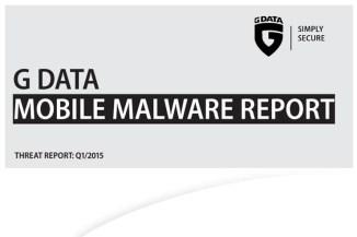 G DATA, il malware Android mira alle transazioni finanziarie